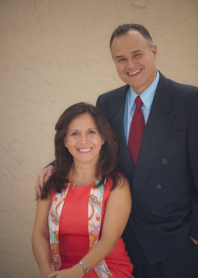 Founders of Florida Institute for Clinical Research - Principal Investigator Humberto Cruz, D.O., and Research Director, Maria Lopez