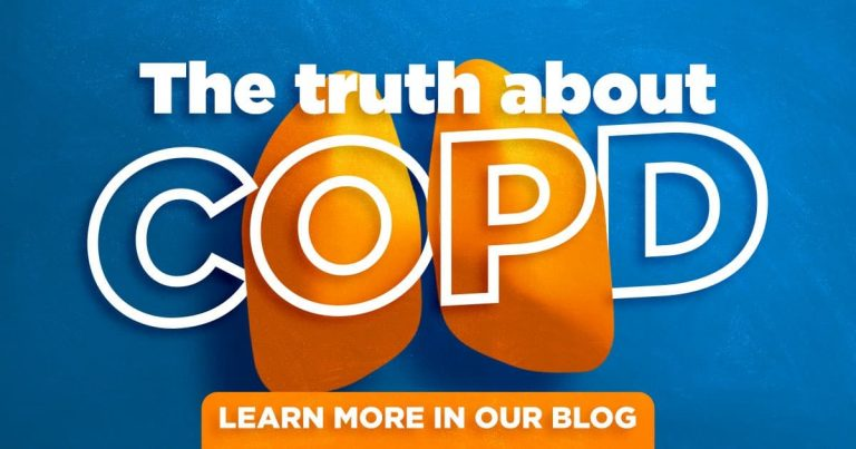 The truth about COPD, blog, clinical research