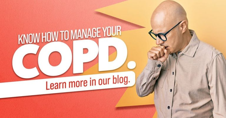 Managing your COPD